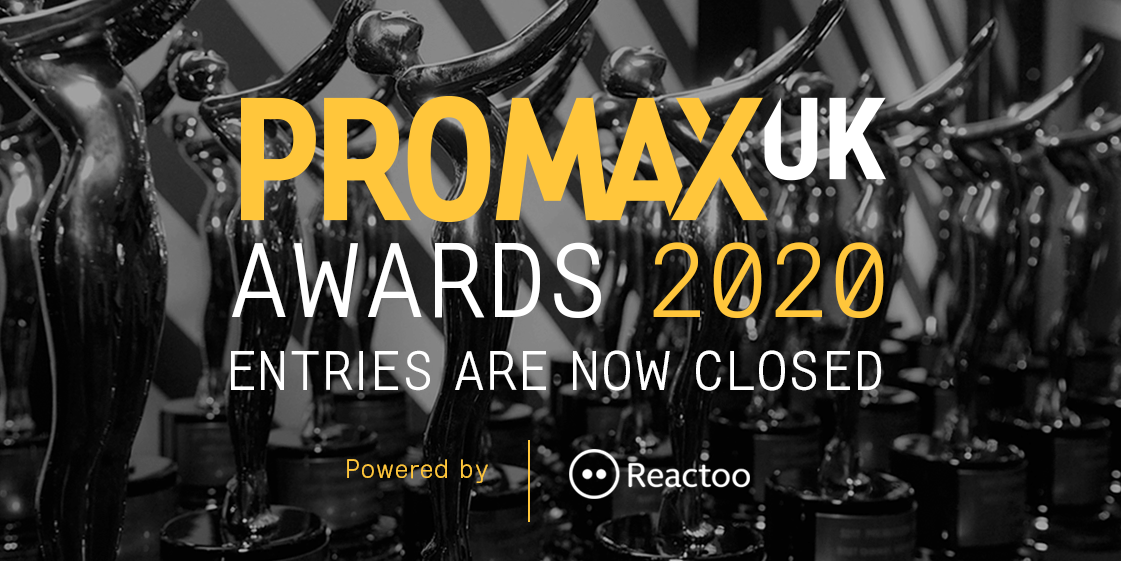 promax uk 2020 awards